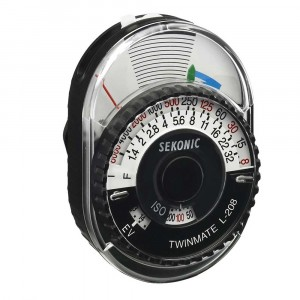 Sekonic esposimetro L208 Twinmate