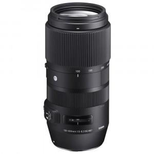 Sigma 100-400mm f/5-6.3 DG OS HSM per Canon EF