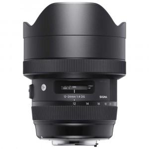 Sigma 12-24mm f/4 DG HSM Art per Canon EF