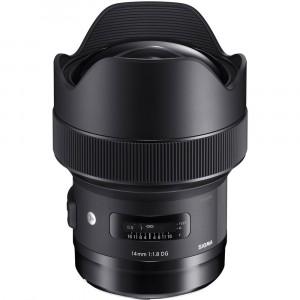 Sigma Art 14mm F1.8 DG HSM per Sony