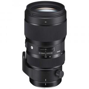 Sigma 50-100mm f/1.8 DC HSM Art per Canon EF