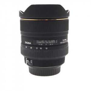 12-24mm f/4.5-5.6 HSM DG EX Sigma (Canon)