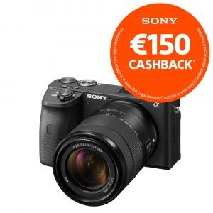 Sony A6600 Kit 18-135mm