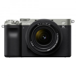 Sony A7C Kit 28-60 Silver