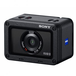 Sony DSC-RX0 II con Shooting Grip