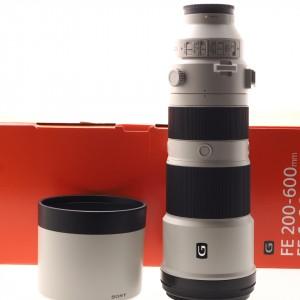 200-600mm f/5.6-6.3 FE G OSS Sony