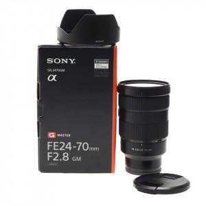 24-70mm f/2.8 GM Sony FE