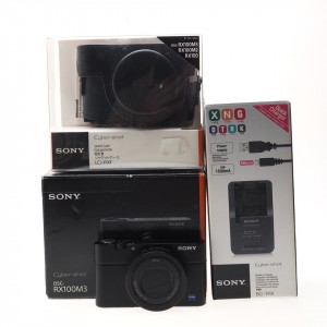 Sony RX100 III kit