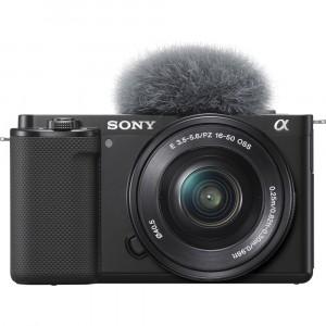 Sony ZV-E10 kit 16-50mm Black