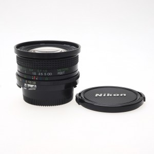 19mm F/3.8 Vivitar per Nikon F (manual focus)