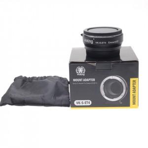 Voking adattatore Canon EF su Sony E