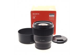 85mm F/1.8 Sony FE