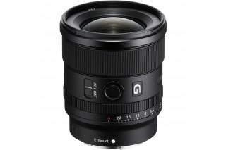 Sony FE 20mm f/1.8 G