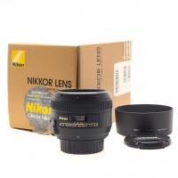 50mm f/1.4 G Nikkor AF-S (Nital)