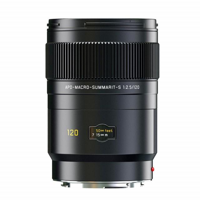 120mm f/2.5 Leica APO Macro Summarit-S