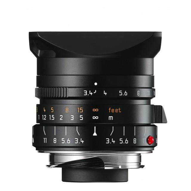 21mm f/3,4 Leica Super-Elmar-M