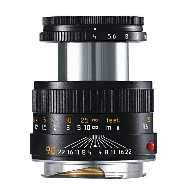 90mm f/4 Leica Macro -Set