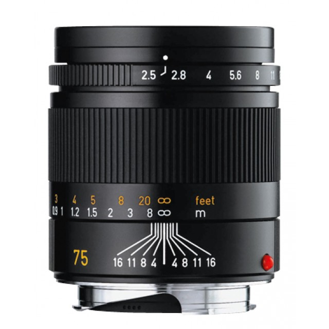 75mm f/2,5 Leica Summarit-M
