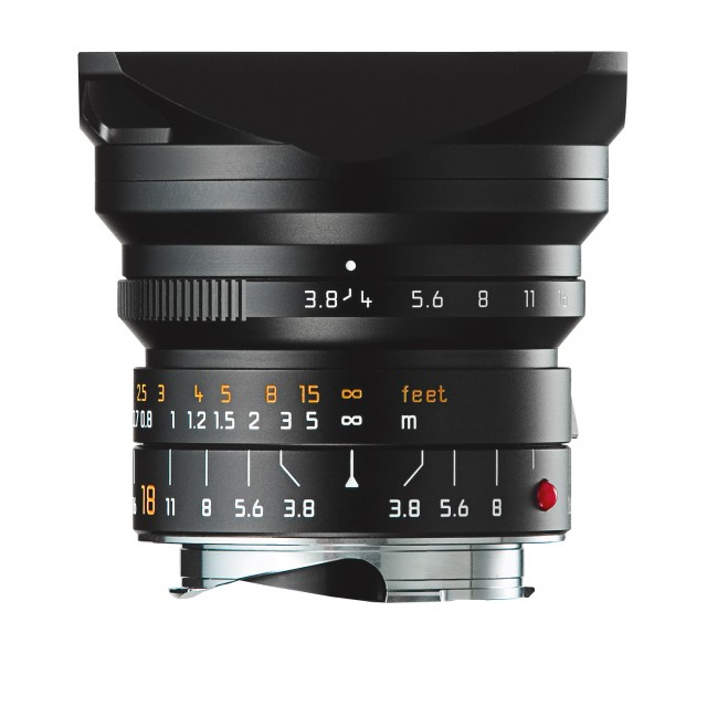 18mm f/3.8 Leica Super-Elmar-M ASPH