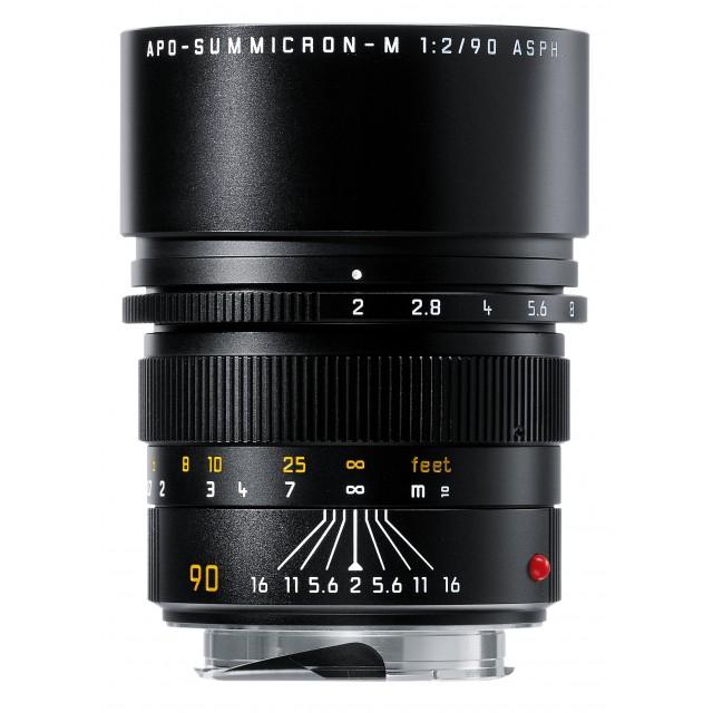 90mm f/2 Apo Leica Summicron ASPH