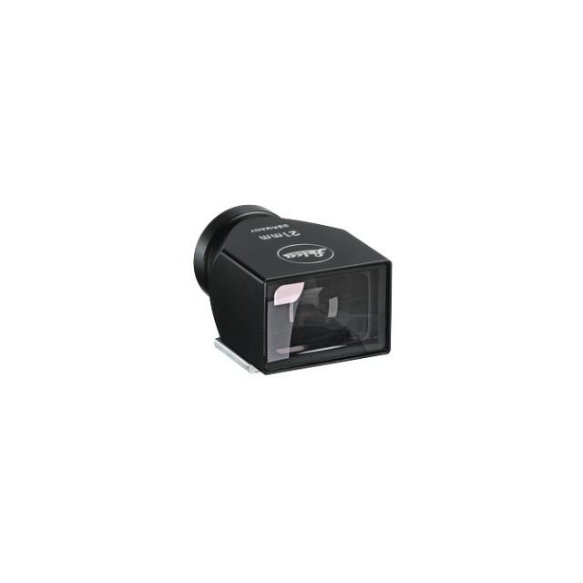 Mirino classico in metallo nero laccato 18mm Leica M