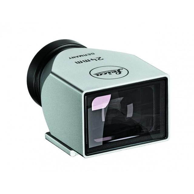 Mirino classico in metallo cromato 24mm Leica M
