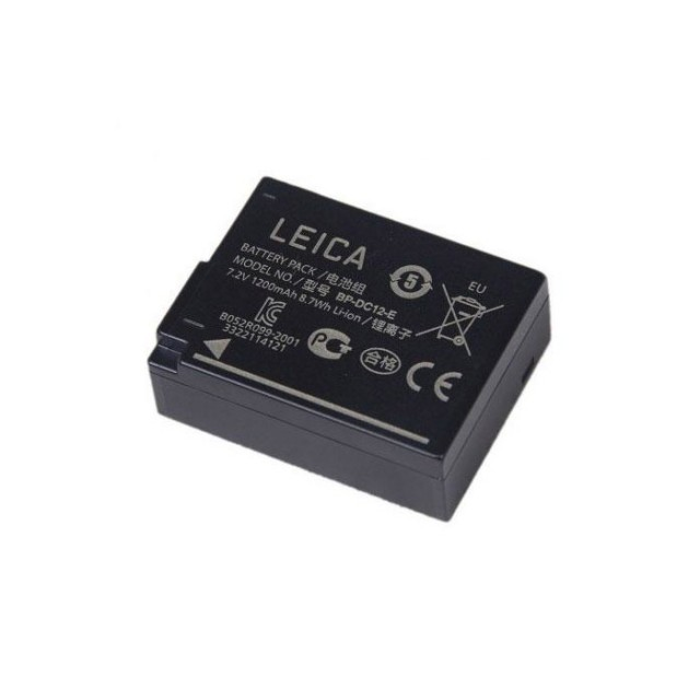 Batteria BP-DC 12 per Leica V-Lux e V-Lux 4
