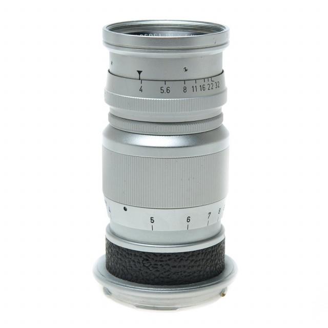 Elmar Leica V 9cm F/4 chrome