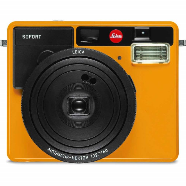 Leica Sofort Instant Film Camera (Arancio)