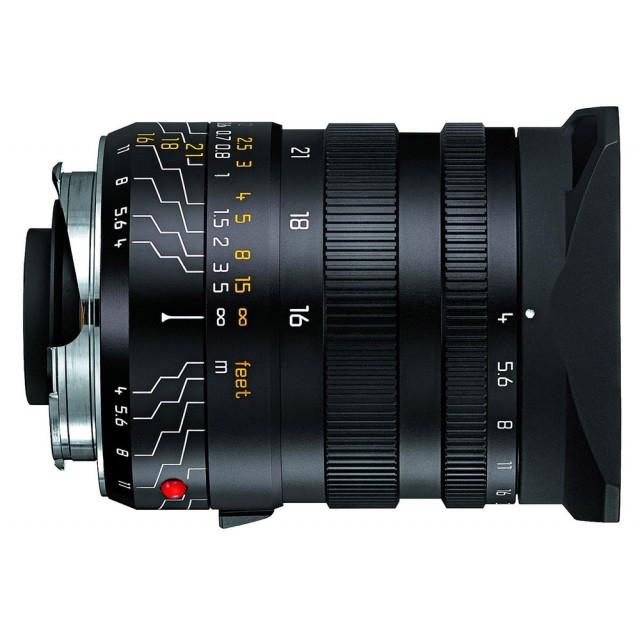 16-18-21mm f/4 Leica Tri Elmar-M ASPH