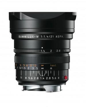 21mm f/1.4 Leica Summilux-M