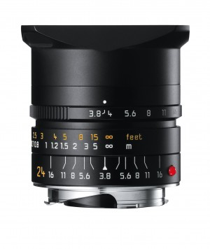 24mm f/3.8 Leica Elmar-M