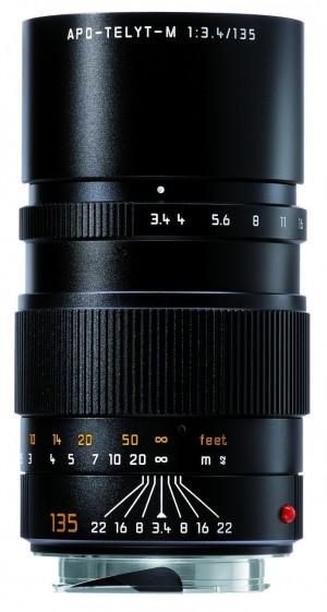 135mm f/3.4 Leica Apo Telyt-M