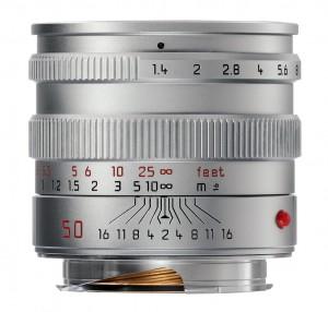 50mm f/1,4 Leica Summilux-M cromato