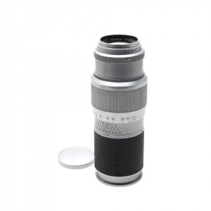 135mm f/4.5 Hektor-V Leica Silver (MTR) (OHEBO)
