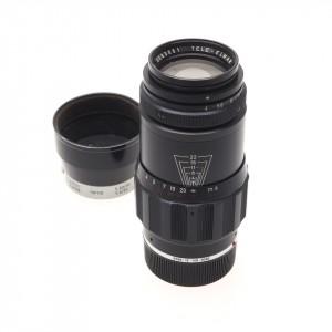 135mm f/4 Tele-Elmar-M Leica Black (ref.11851)