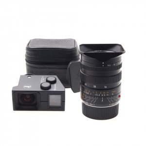 16-18-21mm f/4 ASPH Tri-Elmar-M Leica (11626) + Mirino Multifocale Leica (12011)_4055837_01