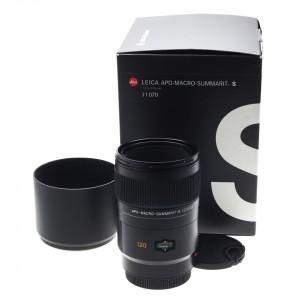 120mm f/2.5 APO-MACRO-Summarit-S Leica (11070)