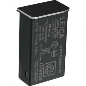 DC13 Batteria al litio nera per Leica T
