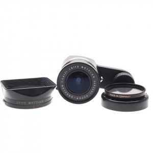 21mm f/3.4 Leica-M Super Angulon
