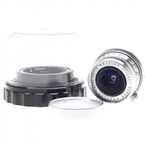21mm f/4 Leica-M Super Angulon