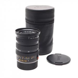 28-35-50 F/4 Asph. Tri-Elmar-M Leica (ref.11890) bit code