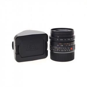 28mm f/2 Asph. Summicron-M Leica (11604) BIT CODE
