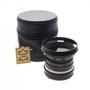 35mm f/1.4 Summilux-M Leica (11870) Germany