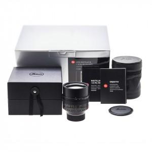 50mm f/0.95 ASPH Noctilux-M Leica (11602) BIT CODE
