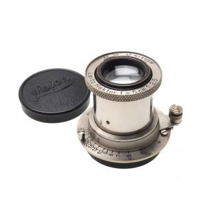 50mm (5cm) f/2.5 Hektor-V Leica (Feet) Nichel (HEKTOR)