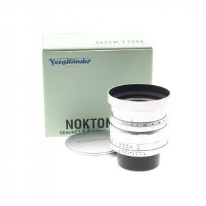 50mm F/1.5 Asph. Voigtlander Nokton (Leica V)