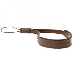 Cinturino da polso in pelle Leica C-Lux (Taupe)