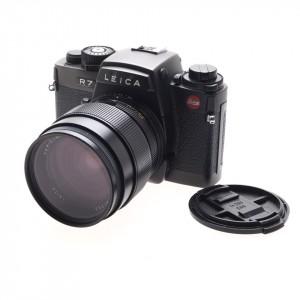 Leica R7 black con 35-70mm F/3.5