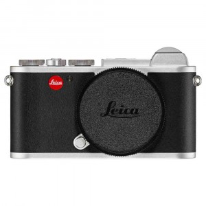 Leica CL Body Silver Anodized